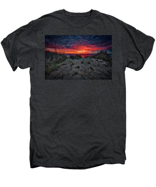 Cape Cod Sunrise Men's Premium T-Shirt
