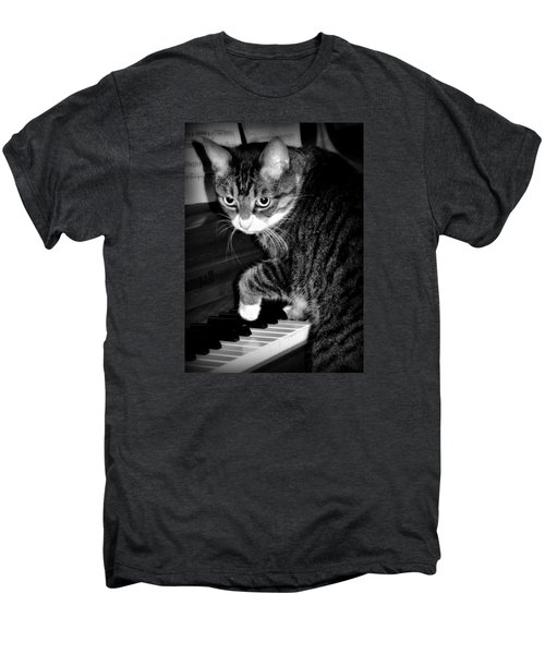 Cat Jammer Men's Premium T-Shirt