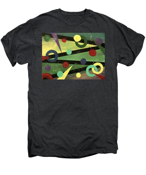 Celebration Men's Premium T-Shirt by Teresa Wing
