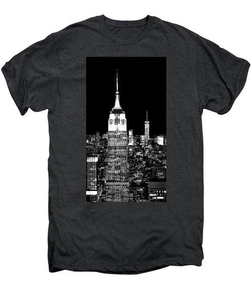 City Of The Night Men's Premium T-Shirt