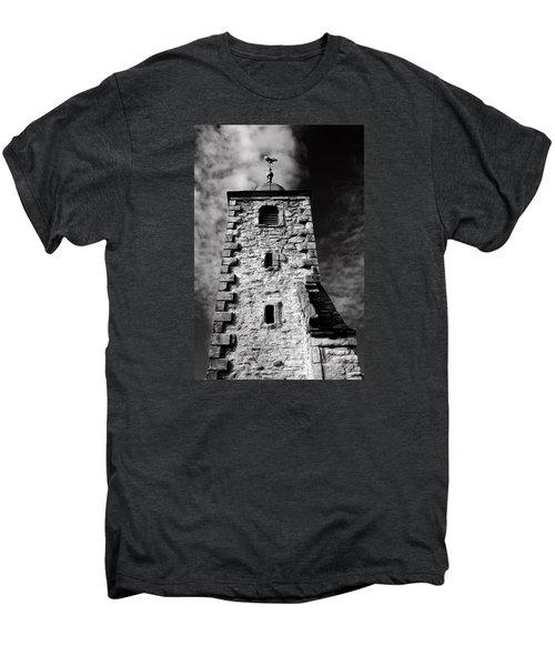 Clackmannan Tollbooth Tower Men's Premium T-Shirt