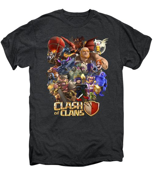 Coc Troops Men's Premium T-Shirt