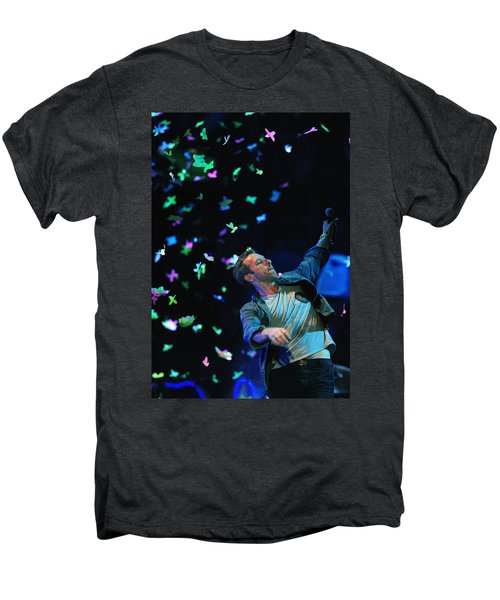 Coldplay1 Men's Premium T-Shirt by Rafa Rivas