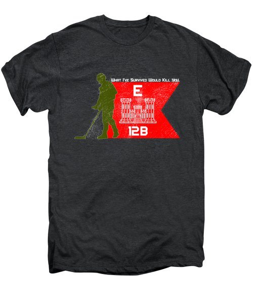 Combat Engineer Men's Premium T-Shirt by Eye Candy Creations