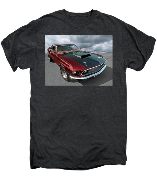 Coz I Can  Men's Premium T-Shirt by Gill Billington