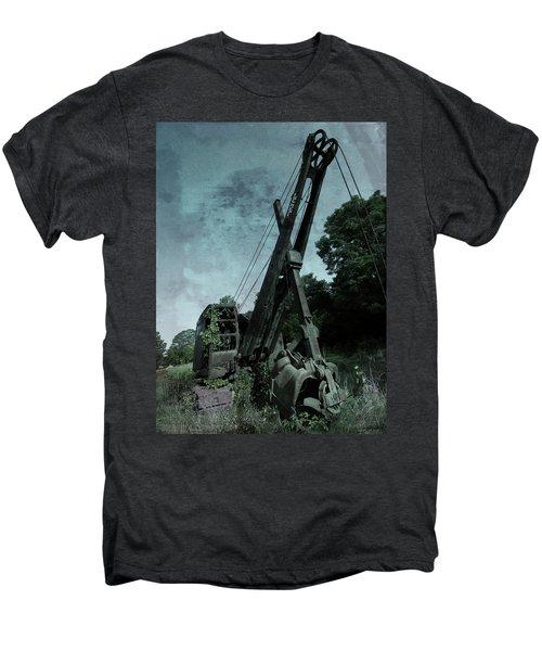 Crane Men's Premium T-Shirt