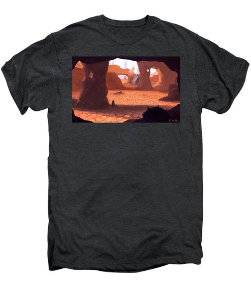 Crash Men's Premium T-Shirt