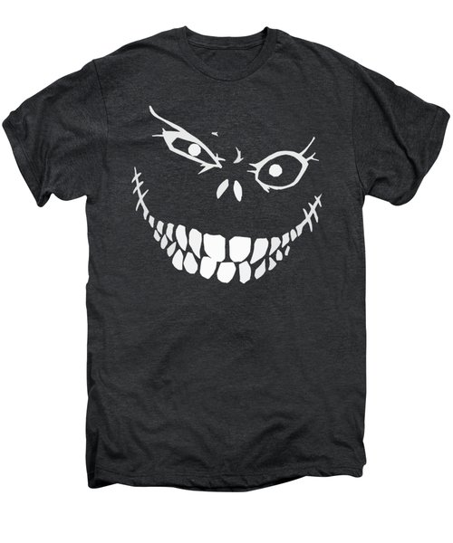 Crazy Monster Grin Men's Premium T-Shirt by Nicklas Gustafsson