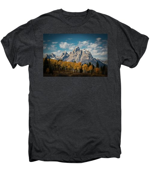Crown For Tetons Men's Premium T-Shirt