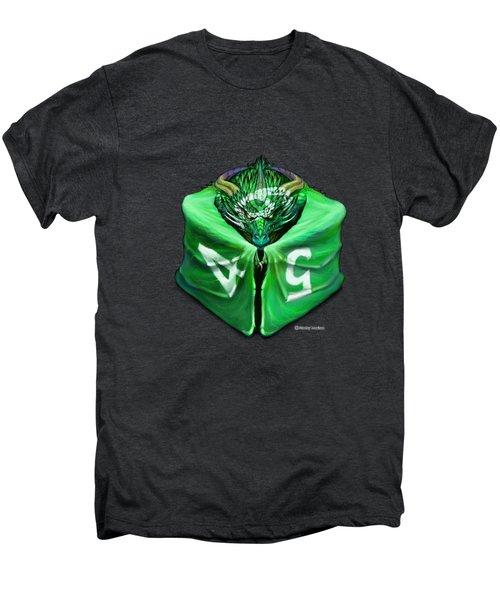 D6 Dragon Dice Men's Premium T-Shirt