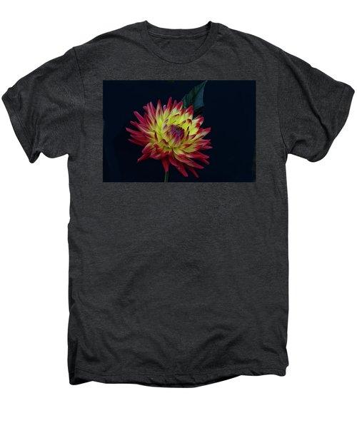 Dahlia Men's Premium T-Shirt