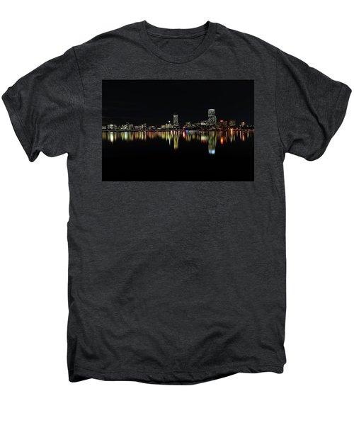 Dark As Night Men's Premium T-Shirt
