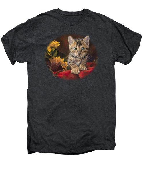 Darling Men's Premium T-Shirt by Lucie Bilodeau