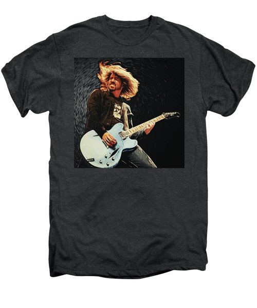 Dave Grohl Men's Premium T-Shirt
