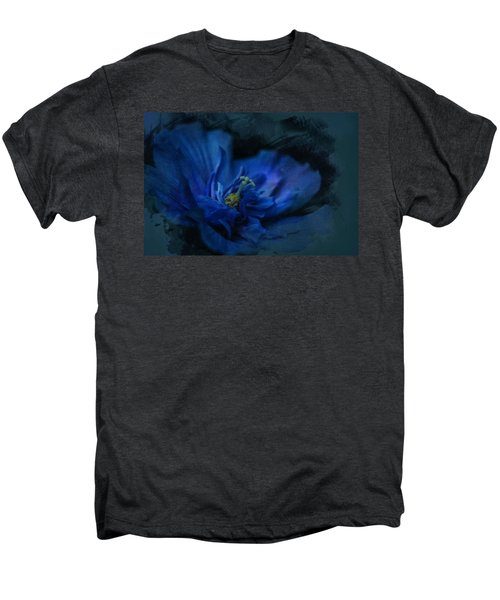 Deep Blue Men's Premium T-Shirt