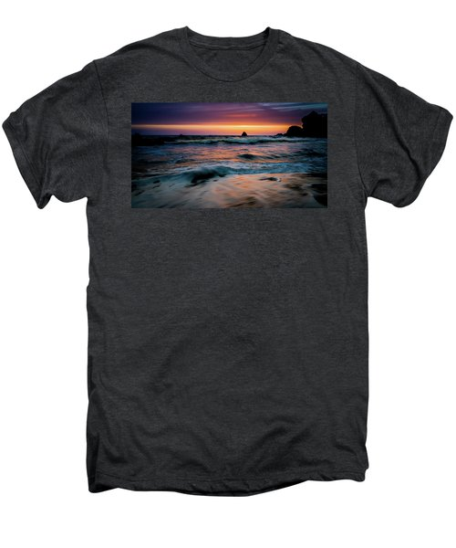 Demartin Beach Sunset Men's Premium T-Shirt