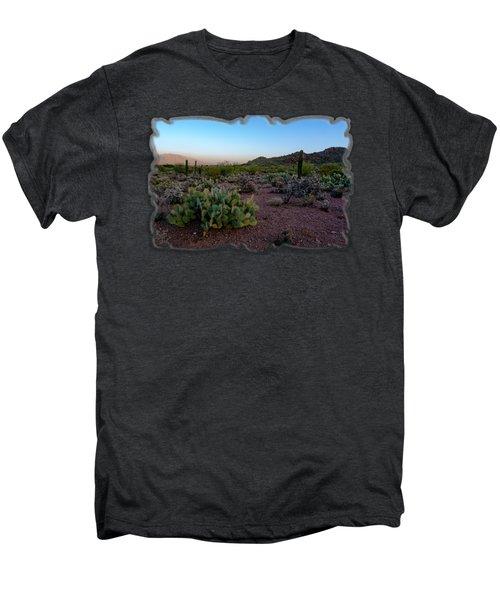 Desert Foothills H29 Men's Premium T-Shirt