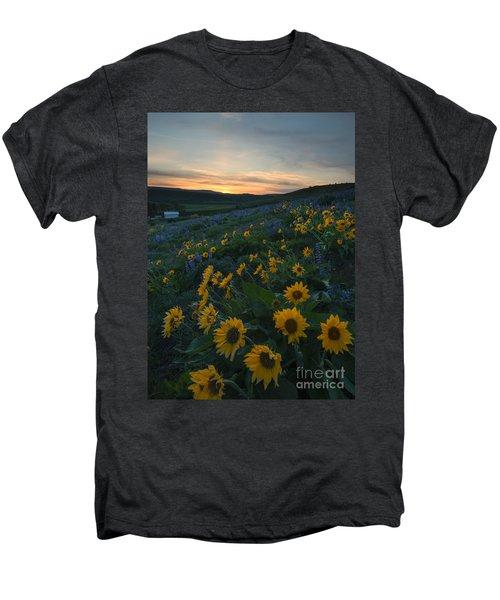 Desert Gold Men's Premium T-Shirt