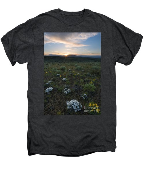 Desert Sunburst Men's Premium T-Shirt