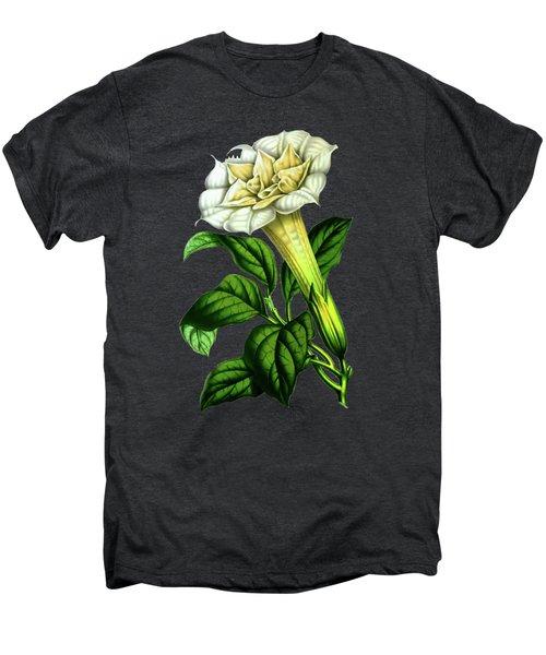 Devil Trumpet Datura Fastuosa Men's Premium T-Shirt