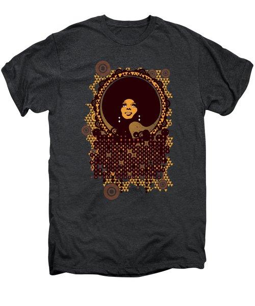 Disco Diva Men's Premium T-Shirt