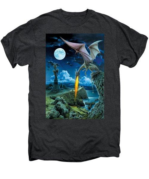 Dragon Spit Men's Premium T-Shirt