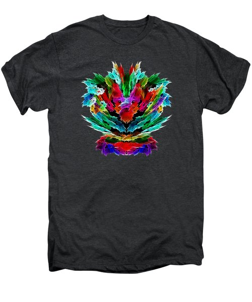 Dragon's Breath Men's Premium T-Shirt by Methune Hively