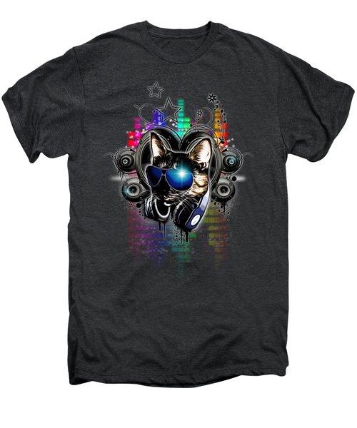 Drop The Bass Men's Premium T-Shirt by Nicklas Gustafsson