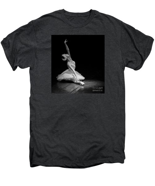 Dying Swan II. Men's Premium T-Shirt