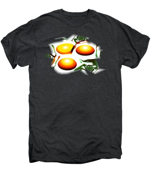 Eggs For Breakfast Men's Premium T-Shirt