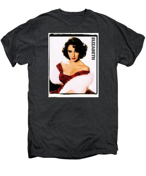 Elizabeth Taylor Men's Premium T-Shirt