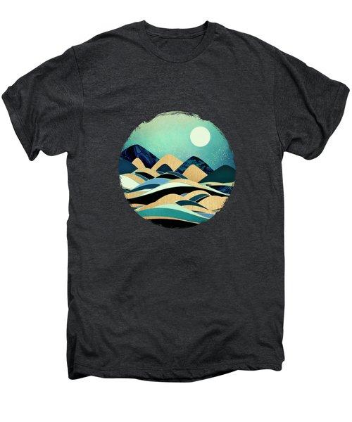 Emerald Evening Men's Premium T-Shirt