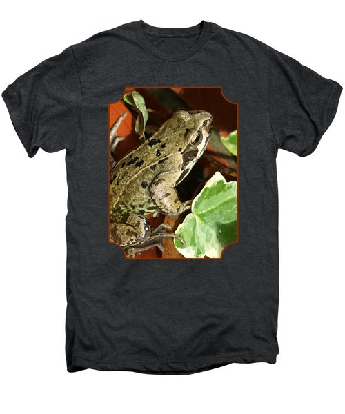 En Route To The Pond Men's Premium T-Shirt