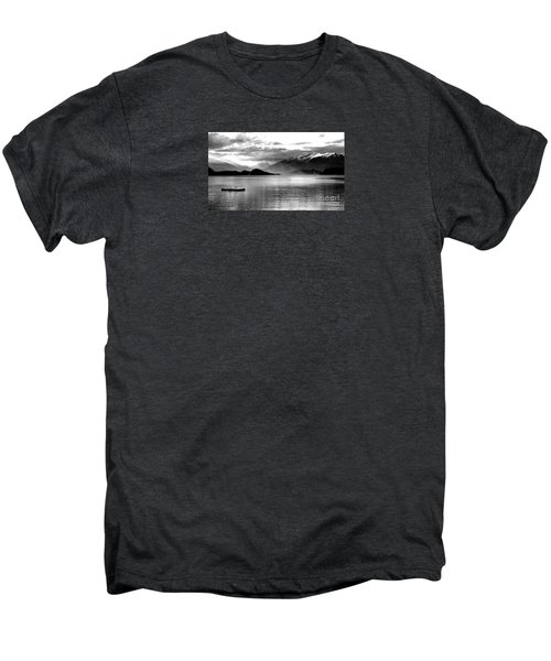 Evening At Wanaka Men's Premium T-Shirt by Nareeta Martin