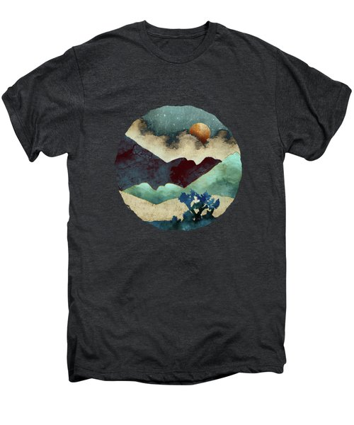 Evening Calm Men's Premium T-Shirt by Spacefrog Designs