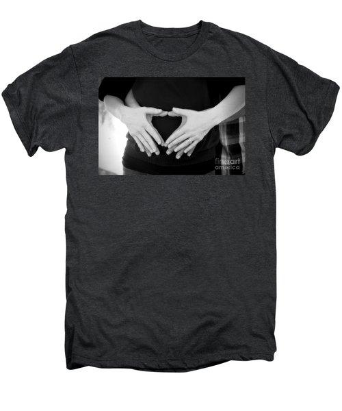 Expecting Love Men's Premium T-Shirt