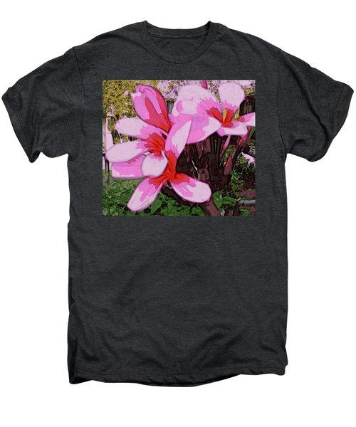Exuberance Men's Premium T-Shirt by Winsome Gunning