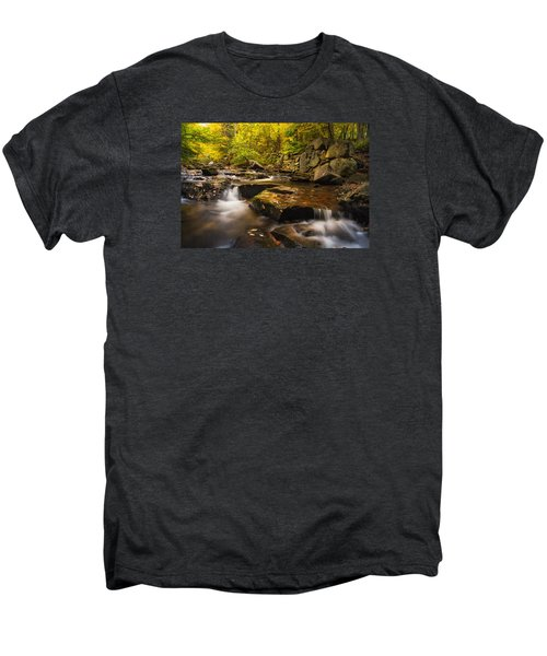 Fall At Gunstock Brook Men's Premium T-Shirt