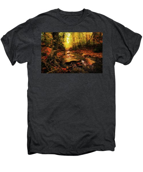 Fall Dreams Men's Premium T-Shirt