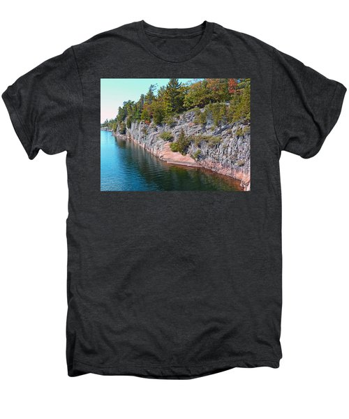 Fall In Muskoka Men's Premium T-Shirt