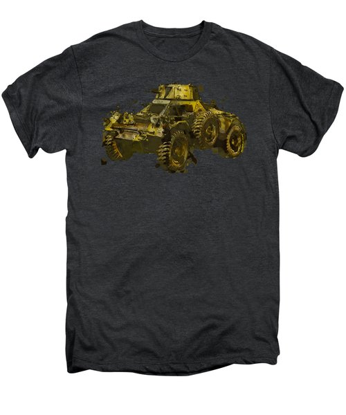 Ferret Scout Car Men's Premium T-Shirt