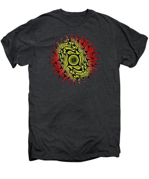 Fire Dragon Eye Men's Premium T-Shirt