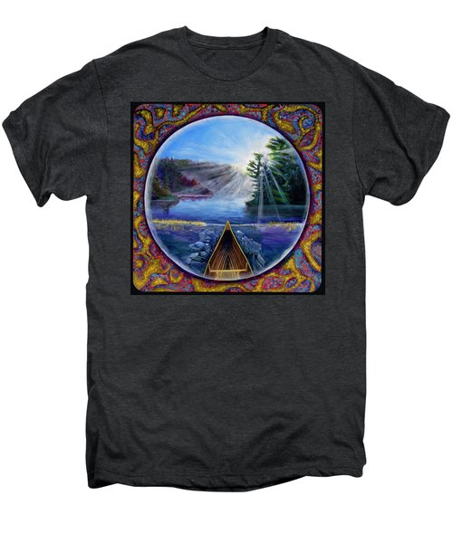 First Ice Men's Premium T-Shirt