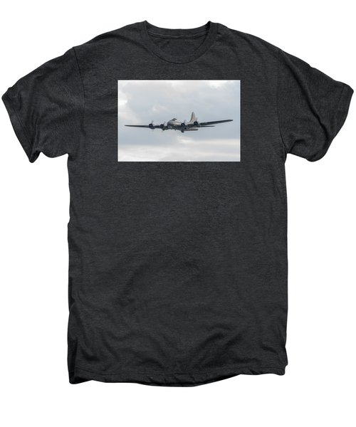 Flying Fortress Sally B Men's Premium T-Shirt