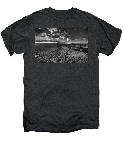 Font's Point Sunset View Men's Premium T-Shirt