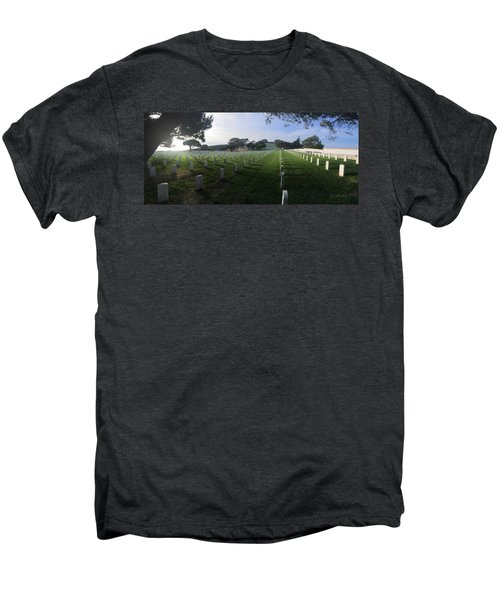 Fort Rosecrans National Cemetery Men's Premium T-Shirt