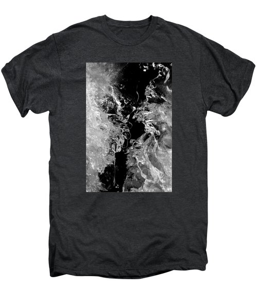 Frozen Illusion Men's Premium T-Shirt by Konstantin Sevostyanov