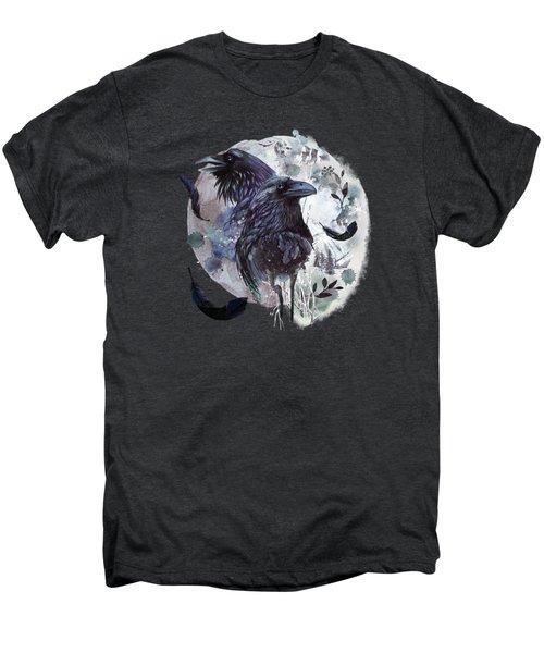 Full Moon Fever Dreams Of Velvet Ravens Men's Premium T-Shirt