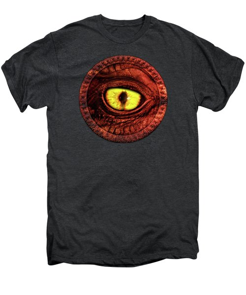 Dragon Men's Premium T-Shirt by Joe Roberts
