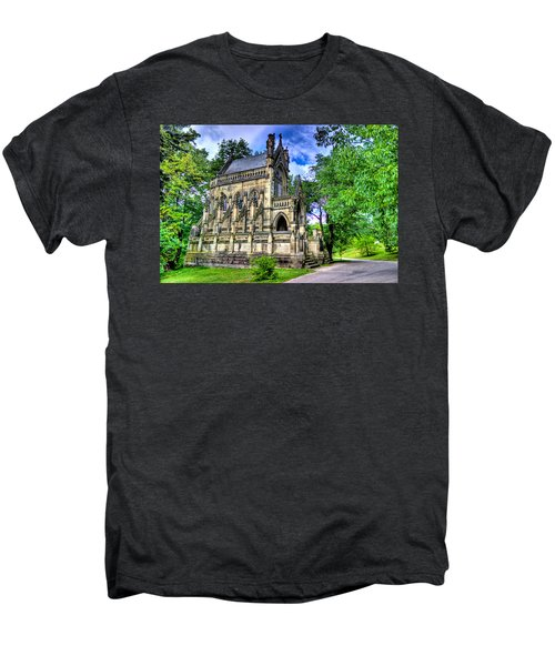 Giant Spring Grove Mausoleum Men's Premium T-Shirt